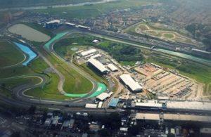 Vihjeet Brasilian GP:hen